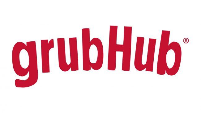 Grubhub Logo 2004-2016