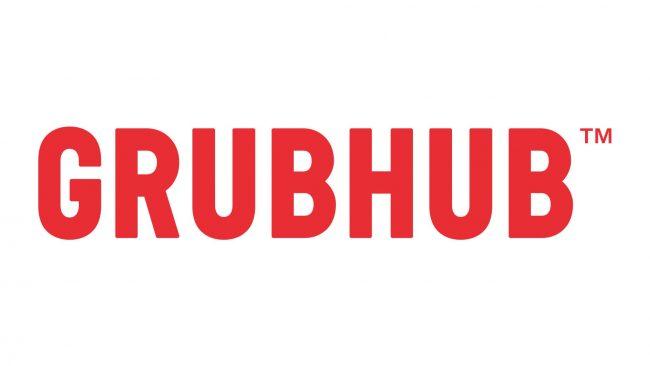 Grubhub Logo 2016-heute
