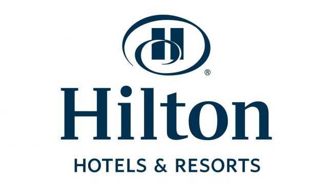 Hilton Hotels & Resorts Logo 2010-heute