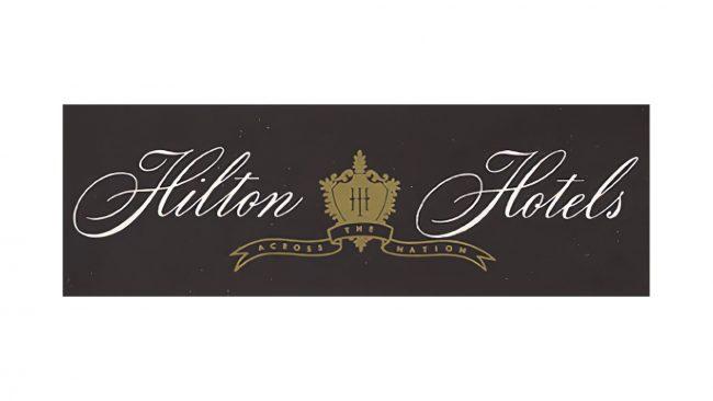 Hilton Hotels & Resorts Logo1948-1967