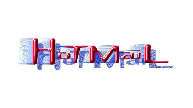 Hotmail Logo 1996-1997