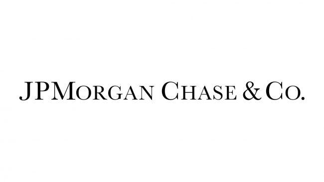 JP Morgan Chase Logo 2008-heute