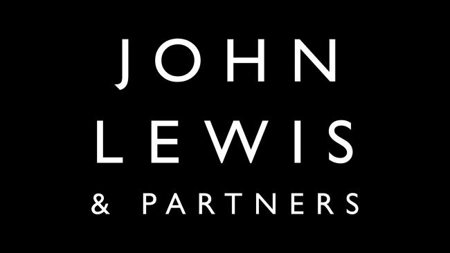 John Lewis Zeichen