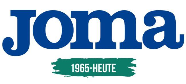 Joma Logo Geschichte