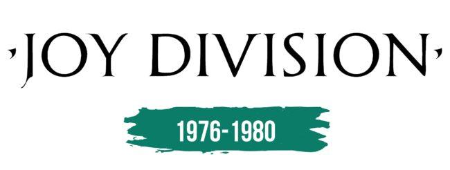 Joy Division Logo Geschichte