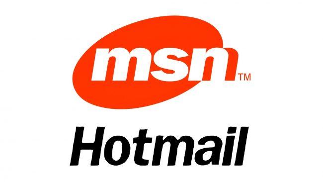 MSN Hotmail Logo 1998-2000