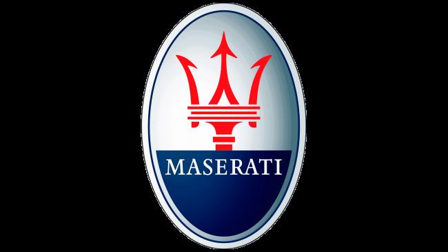 Maserati Logo (1914-Heute)