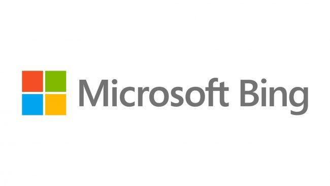 Microsoft Bing Logo 2020-heute