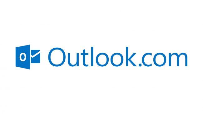Outlook Logo 2012-2019