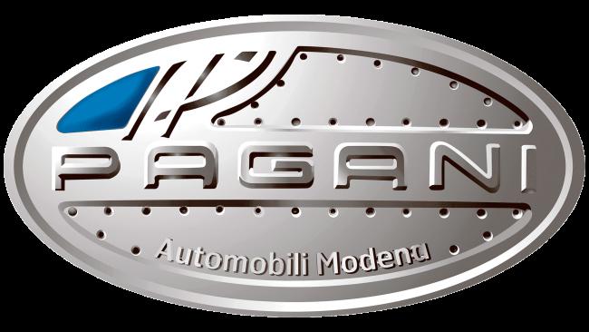 Pagani Logo (1992-Heute)
