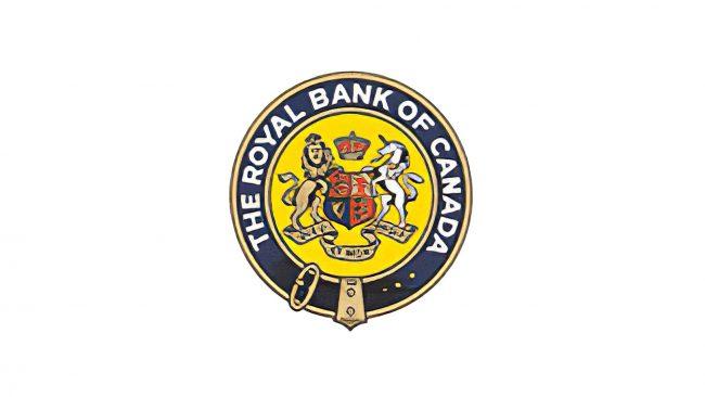 Royal Bank of Canada Logo 1901-1962
