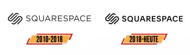 Squarespace Logo Geschichte