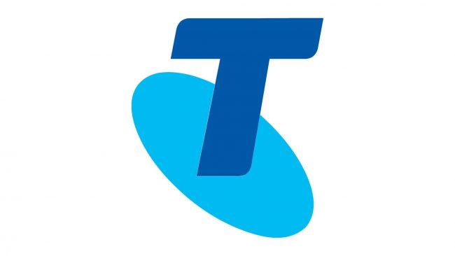 Telstra Logo 2011-heute