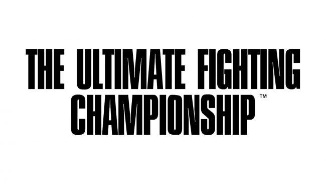 Ultimate Fighting Championship Logo 1993-1999