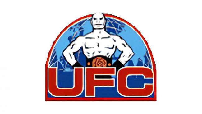 Ultimate Fighting Championship Logo 1999-2001