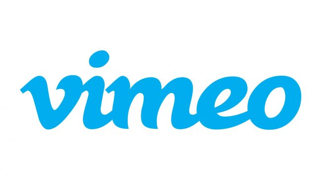 Vimeo Logo 2006-heute