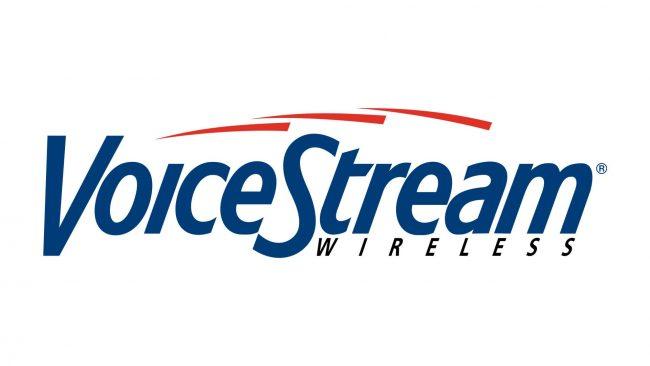 VoiceStream Wireless Logo 1994-2001