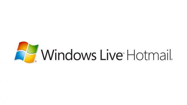 Windows Live Hotmail Logo 2007-2010