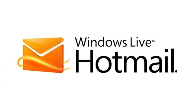 Windows Live Hotmail Logo 2010-2011