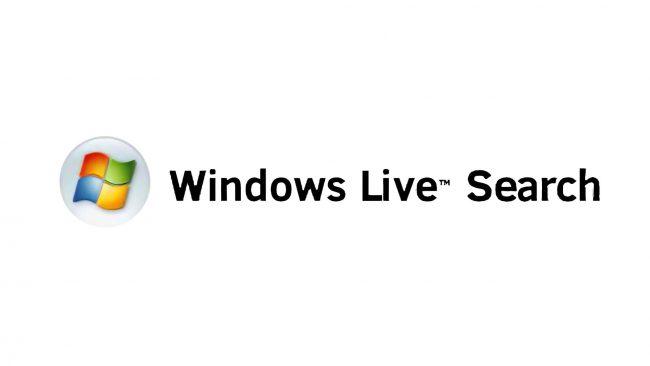 Windows Live Search Logo 2006-2007