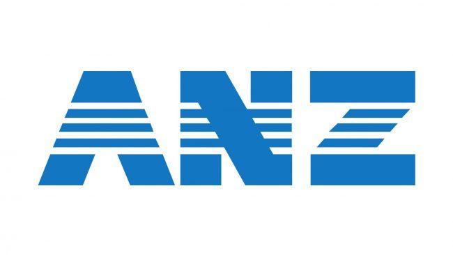 ANZ Logo 1988-2001