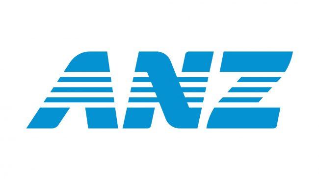 ANZ Logo 2001-2009
