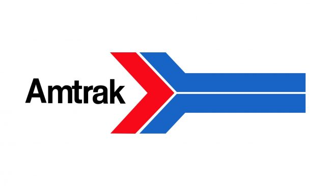 Amtrak Logo 1971-2000