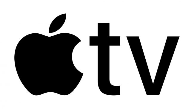 Apple TV Logo 2016-heute