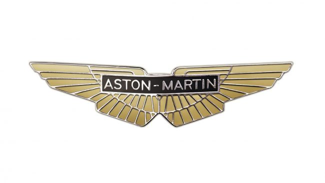 Aston Martin Logo 1932-1939