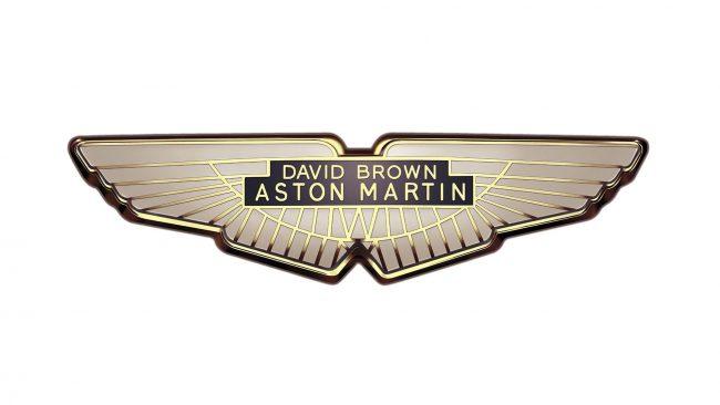 Aston Martin Logo 1971-1972