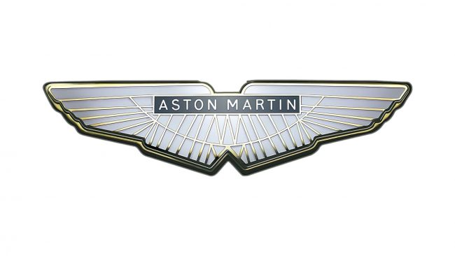 Aston Martin Logo 1972-1984