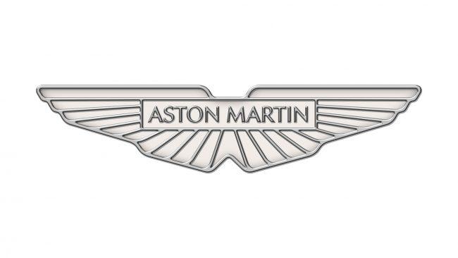 Aston Martin Logo 2021-heute