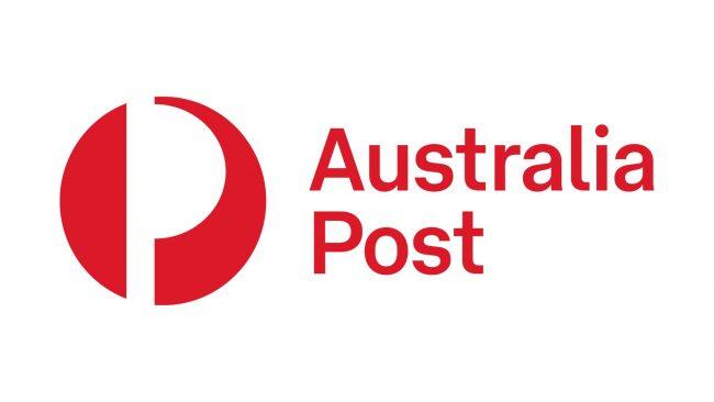 Australia Post Logo 2019-heute