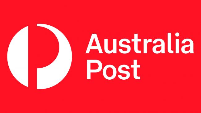 Australia Post Zeichen