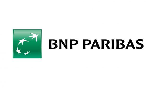 BNP Paribas Logo 2009-heute