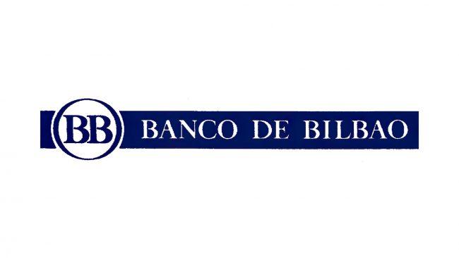 Banco de Bilbao Logo 1981-1988