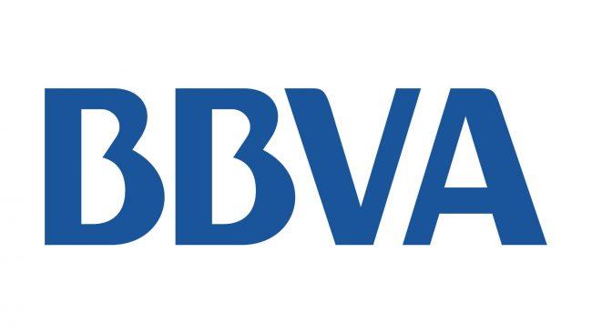 Banco de Bilbao Vizcaya Argentaria (BBVA) Logo 2000-2019