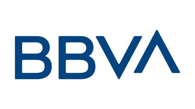 Banco de Bilbao Vizcaya Argentaria (BBVA) Logo 2019-heute