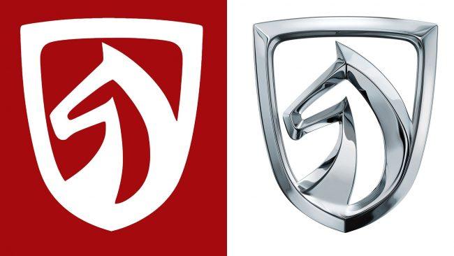 Baojun Pferd Logo