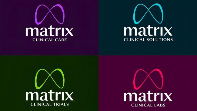 Brandpie neues Logo Design Matrix Medical Network