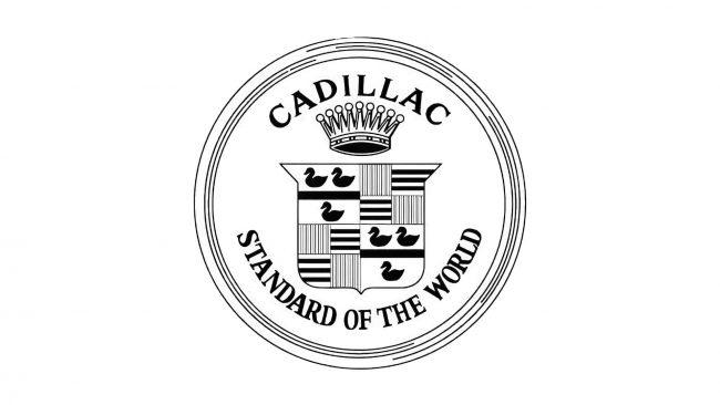 Cadillac Logo 1908-1914