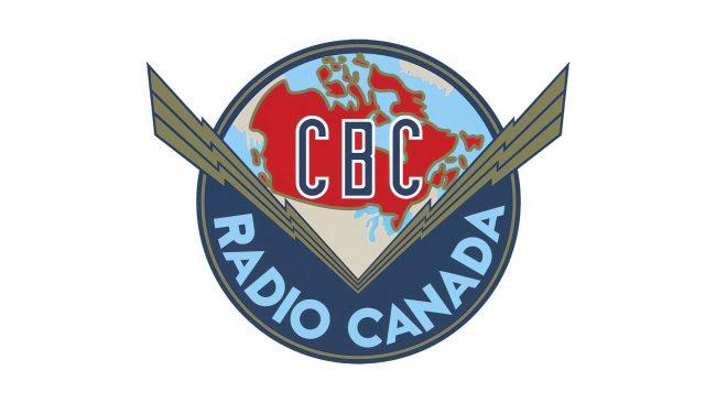 Canadian Broadcasting Corporation Logo 1940-1958