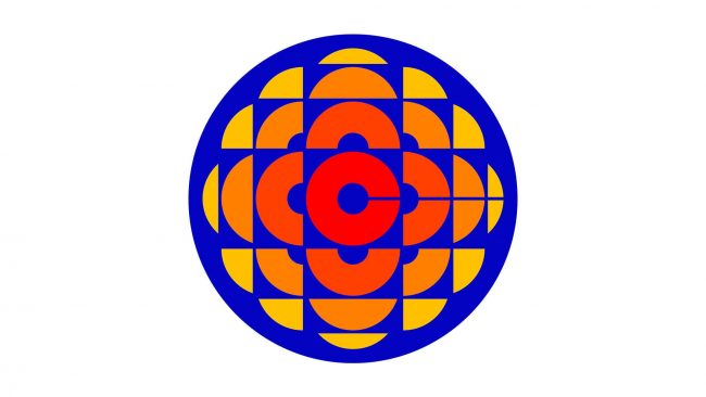 Canadian Broadcasting Corporation Logo 1974-1985