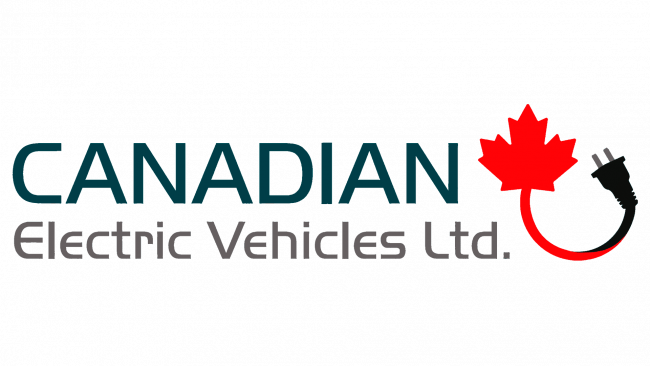 Canadian Electric Vehicles Logo (1996-Heute)