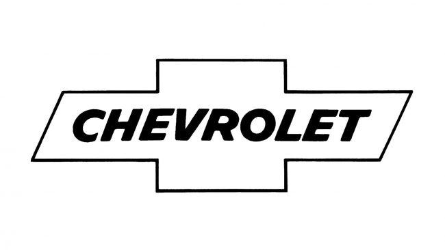 Chevrolet Logo 1964-1976