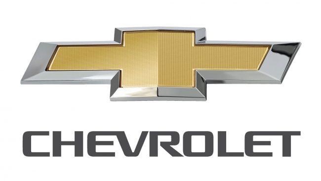 Chevrolet Logo 2013-heute