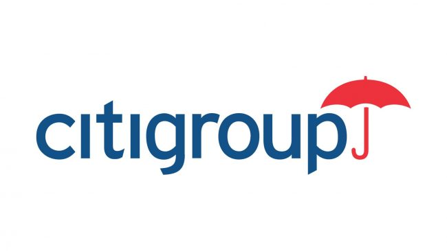 Citigroup Logo 1999-2007