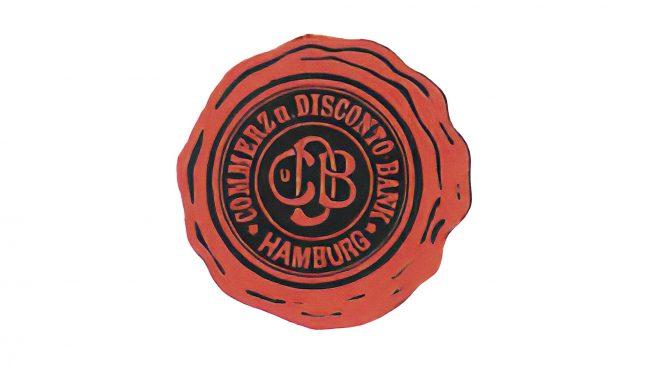 Commerz Disconto-Bank Logo vor 1920