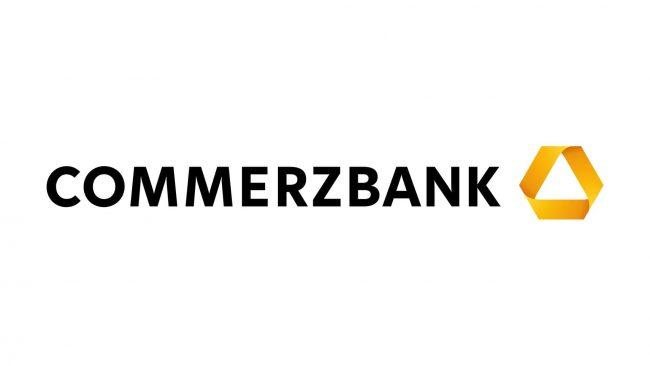 Commerzbank Logo 2009-heute