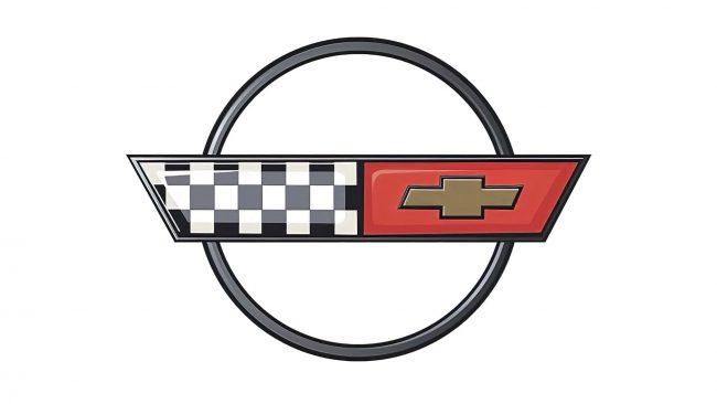 Corvette Logo 1982-1996